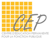 CEP - Centre d'Enseignement Permanent